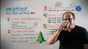 Video: Matter. How SEOs Can Help... Now - Whiteboard Friday