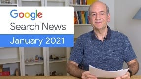 Video: Google Search News (Jan '21) - crawling & indexing updates, link building, and more