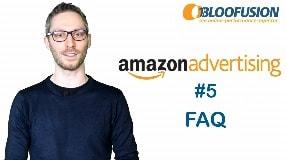 Video: 5 typische Fragen zu Amazon Advertising [Folge 5]