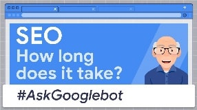 Video: How long does SEO take for new pages? #AskGooglebot