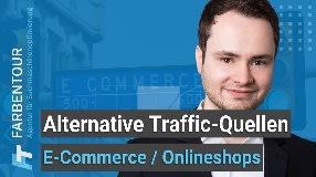 Video: Alternative Traffic-Quellen für E-Commerce (Google-Alternativen)