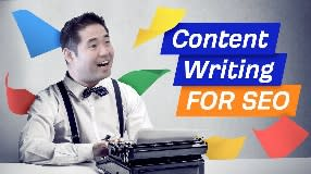 Video: Content Writing for SEO: How to Create Content that Ranks in Google