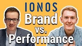 Video: Markenaufbau mit Performance Marketing | Arthur Mai von IONOS im Interview