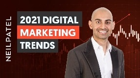 Video: Digital Marketing Trends You Can't Ignore in 2021