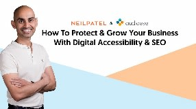 Video: How To Protect & Grow Your Business With Digital Accessibility & SEO