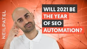 Video: 3 SEO Trends in Automation for 2021 (Trend #3 Is Coming Sooner Than You Think)
