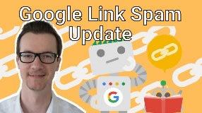 Video: Google Link Spam Update Juli 2021: Vorsicht bei Affiliate und Sponsored Links!
