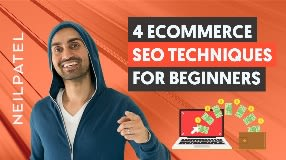 Video: 4 eCommerce SEO Techniques for Beginners (Ranking Your Products and Getting FREE Google Traffic)