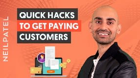 Video: Quick Hacks to get Paying Customers - Interview with Tai Lopez