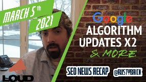 Video: Two Google Ranking Updates, Google Ads Notifications, Semrush IPO & Ginny Marvin Goes To Google
