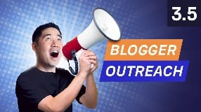 Video: How to do Blogger Outreach for Backlinks - 3.5. SEO Course by Ahrefs