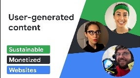 Video: User-generated content (and building your community) | Sustainable Monetized Websites