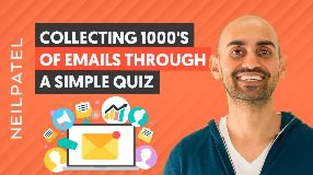 Video: How I Collected 714,000 Emails Through A Simple Quiz