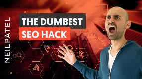Video: The Dumbest SEO Hack (That Works)