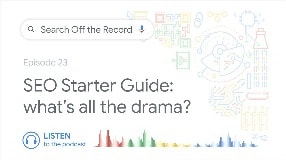 Video: SEO Starter Guide: What's all the drama?