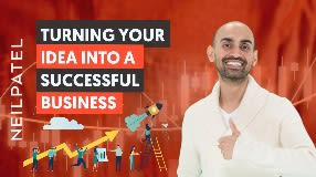 Video: Turn Your Idea Into a Real Business - 10 Steps from 0 to 100s of Sales Opportunities