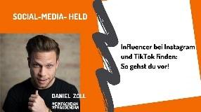 Video: Influencer bei Instagram und TikTok finden: So geht's I 121WATT