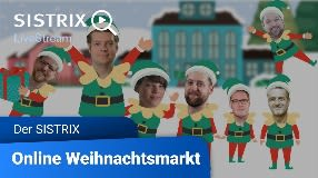Video: SISTRIX Online Weihnachtsmarkt