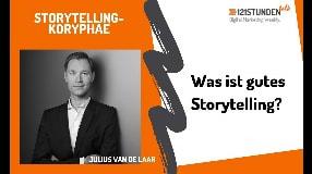 Video: Storytelling Insights, Twitter Hacks und Podcast Potenzial für Nischen nutzen I 121STUNDENtalk #23