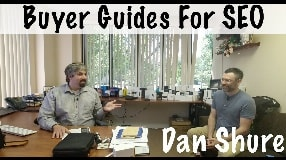 Video: Dan Sure On Using Buy Guides For SEO # 137