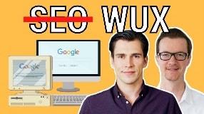 Video: Zukunft von SEO: Website User Experience (WUX)? | Andy Bruckschlögl von Ryte im Interview