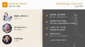 Video: suchradar Arena (27. Mai 2021): LaMDA und MUM, Linkaufbau + mehr