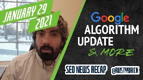Video: Google Mobile Search Redesign, Ranking Update, Web Stories Teasers, Google On Links & More
