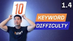 Video: Keyword Research Pt 3: Understanding Ranking Difficulty - 1.4. SEO Course by Ahrefs
