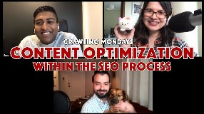 Video: Strategical Content Optimization in an SEO Process