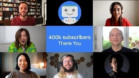 Video: Google Search Central Thank You: 400,000 Subscribers!!
