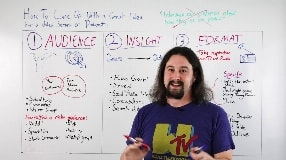 Video: Finding Ideas for a Video Series or Podcast - Whiteboard Friday
