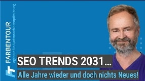 Video: SEO Trends … alle Jahre wieder und doch nichts Neues!?