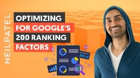 Video: How to Optimize For Google's 200 Ranking Factors (And Watch Your Rankings Skyrocket)