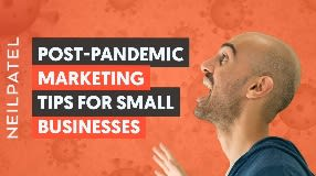 Video: 10 Post Pandemic Marketing Tips for Small Businesses | Turn Your Business Around Through Marketing