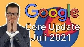 Video: Google Core Update Juli 2021: Was Du jetzt wissen musst!
