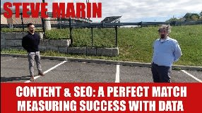 Video: Steve Marin On Content & SEO With Measuring Digital Marketing Success With Data - Vlog #109