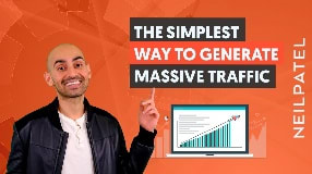 Video: A Dead Simple SEO Strategy That'll Generate 1 Million Visitors