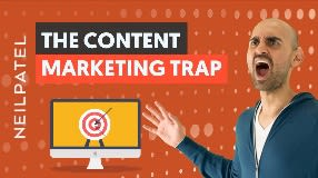 Video: The Content Marketing TRAP: Why Writing Content Can Drive ZERO Traffic