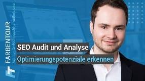 Video: SEO-Audit: So erkennst du die größten Optimierungspotenziale (SEO-Analyse)
