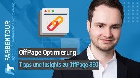 Video: OffPage Optimierung - Aktuelle Tipps und Insights 2021