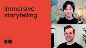 Video: Immersive storytelling on the web