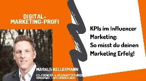 Video: KPIs im Influencer Marketing: So bewertest du den Erfolg deiner Influencer Kampagne I 121WATT