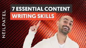 Video: 7 Essential Skills Digital Content Writers Need