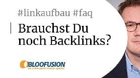 Video: Sind Backlinks noch wichtig? [Bloofusion Linkaufbau FAQ #2]