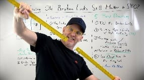 Video: Does Fixing Old Broken Links Still Matter to SEO  — Whiteboard Friday
