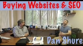 Video: Dan Shure On Featured Snippets & Buying Sites For SEO - Vlog #138