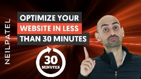 Video: How to Optimize Your Website in Less Than 30 Minutes