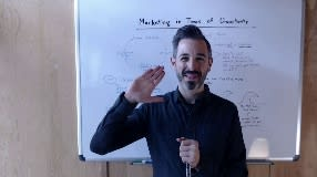 Video: Marketing in Times of Uncertainty - Whiteboard Friday
