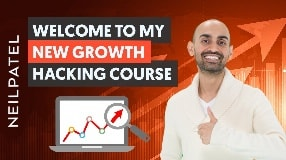 Video: Welcome to Growth Hacking Unlocked! Free Course with Neil Patel | Growth Hacking Training