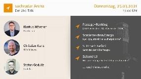 Video: suchradar Arena (25. März 2021): Passage Ranking, Sonderzeichen, Seitentitel + mehr